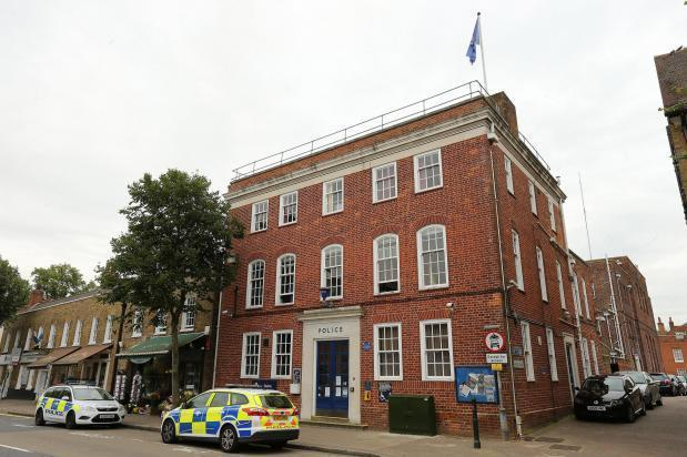 Epping Police Station closed on March 21, 2016