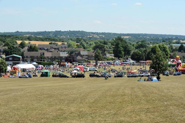 Last year's Jessel Green Community Fun Day drew hundreds of people