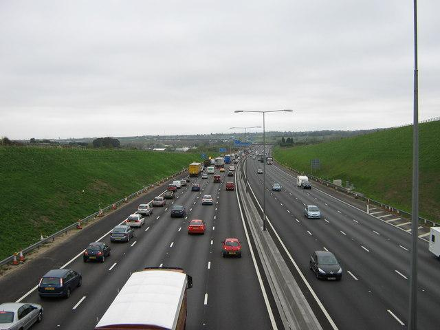 Traffic news: Overnight repairs on M25 and M1 set to begin