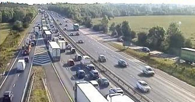 Anyone travelling on the M11 northbound on Sunday, July 7, is asked to get in touch with Essex Police