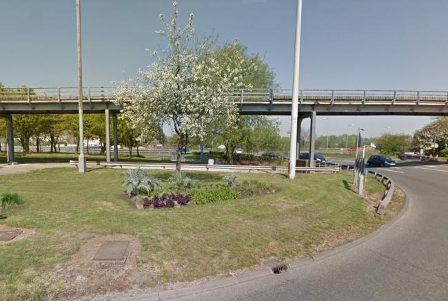 The Army and Navy Roundabout in Chelmsford. Photo: Google