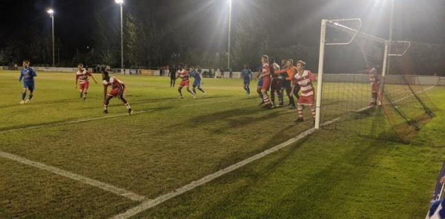 Walthamstow eased to victory over Ilford on Tuesday night. Picture: Andrzej Perkins