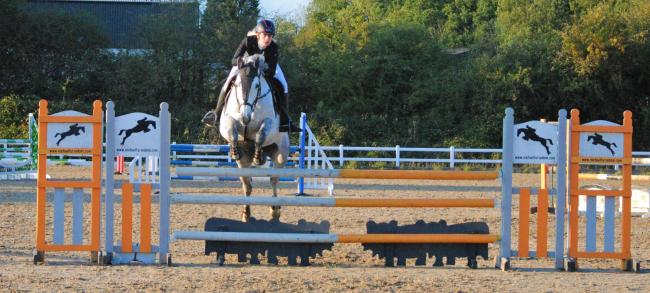 Ava Donovan took first place at the Dodson & Horrell National Amateur Second Rounds. Picture: Jane Wood