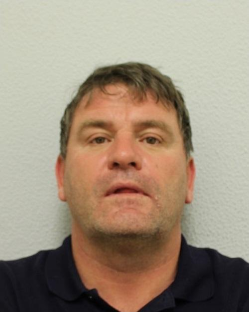 Glen Appleby of Weale Road, Chingford, was jailed for five years. Photo: Met Police