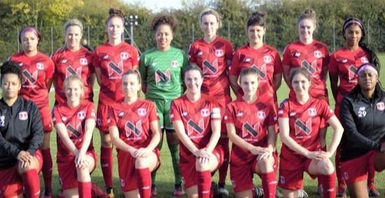 Leyton Orient women made it through to the FA Cup second round for the first time in their history. Picture: Leyton Orient FC