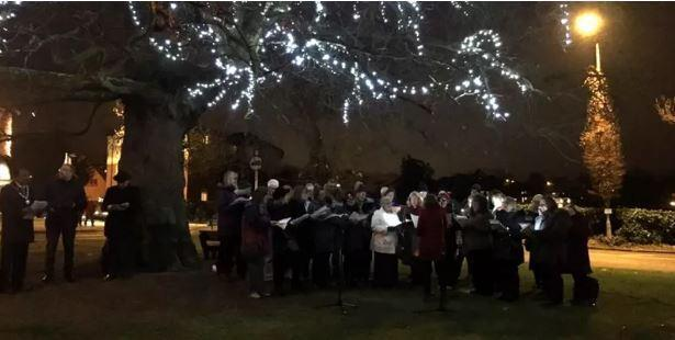 Dozens of people have turned out for the annual Light Up a Life event in Loughton over the years