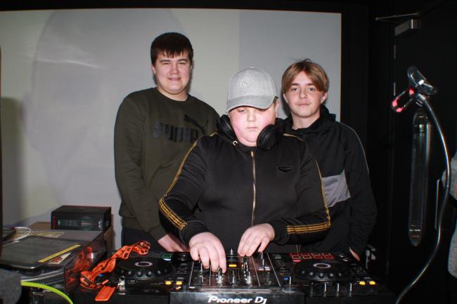 12-year-old Ashden Hartman from Harlow developed a passion for DJ-ing during his cancer treatment to cure Hodgkin Lymphoma