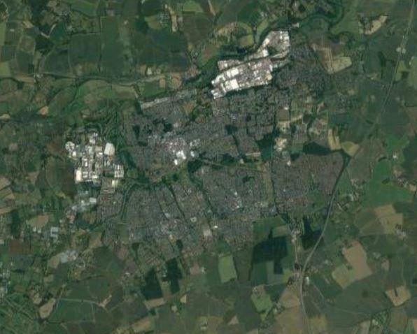 East Herts District Council leader Cllr Linda Haysey has defended the Harlow and Gilston Garden Town project. Photo: Google