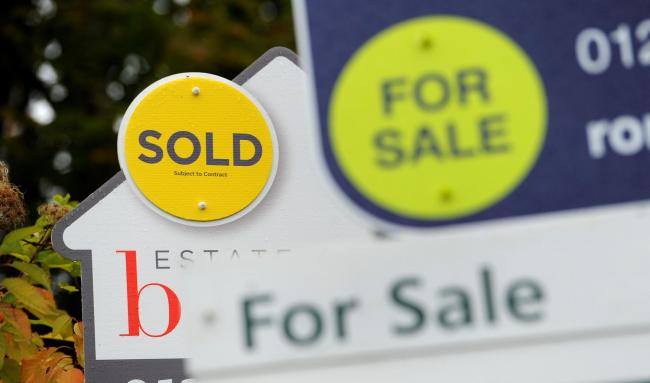 Nearly 1000 people have used the Help to Buy Scheme in Epping and Harlow. Credit: PA Wire / Andrew Matthews