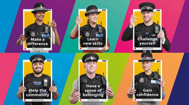 Essex Police Special Constables worked a total of 195,813 hours for free in order to keep the county safe