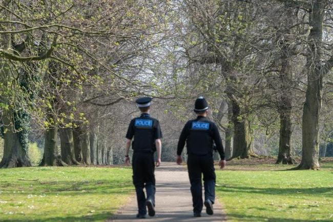 Figures published by the NPCC show Essex Police handed out 231 fines between March 27 and May 25. Photo: Radar