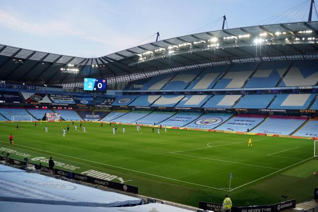Manchester City v Arsenal – Premier League – Etihad Stadium
