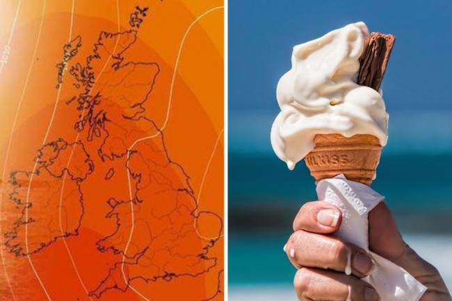 'Mini heatwave' hits the UK: Met Office reveal how long the warm weather will last. Picture: Newsquest