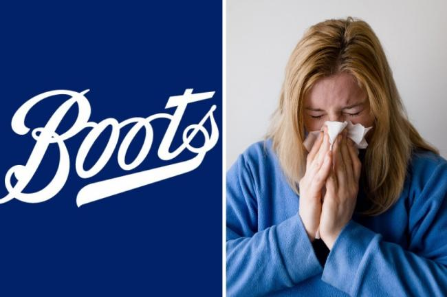 Boots open booking system for winter flu jab service early to meet 'high demand' and take the pressure off the NHS