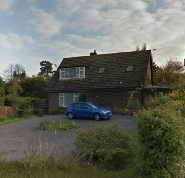 A planning application has been submitted to Epping Forest District Council to demolish the property at 1 Stonards Hill. Photo: Google Maps