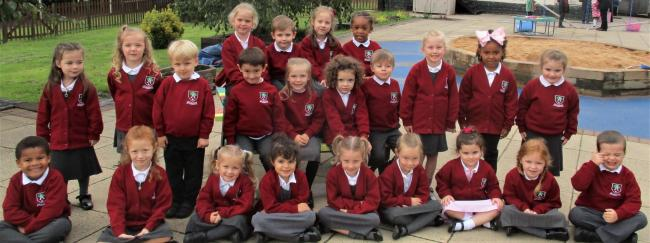 Alderton Infant School (Oak Class), Loughton