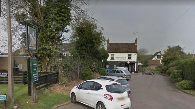 The White Horse Pub in Harlow (Photo: Street View)