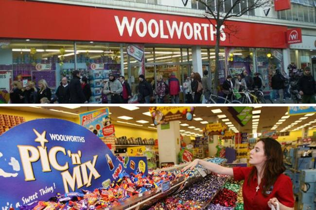 Woolworths could be making a return to the UK High Street