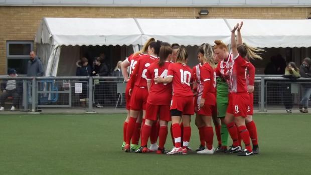 Epping Forest Guardian: Harlow Town Ladies can equal their best ever result in the FA Women's Cup. Photo: Matt Bacon