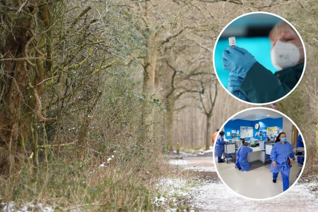 Epping Forest has Essex's lowest Covid-19 infection rate. Photos: PA