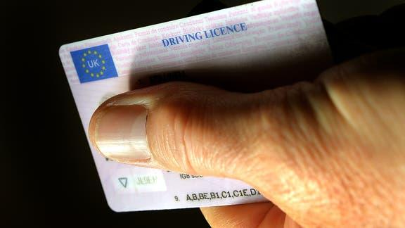 Drivers over the age of 70 could be banned from driving at night under new plans. (PA)
