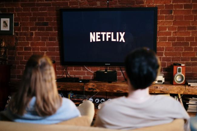 Netflix has revealed the new TV series and films coming in April. (Canva)