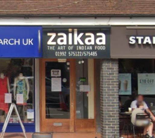 Zaikaa