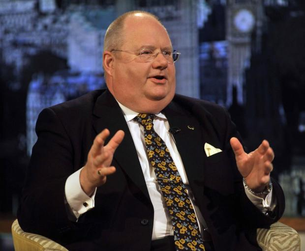 Epping Forest Guardian: Eric Pickles