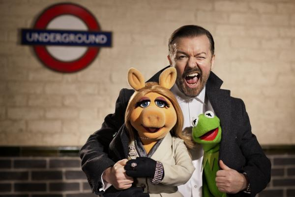 Pop-up Picture House Presents: Muppets Most Wanted (U)