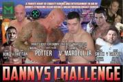 TOWIE's James Argent to sing at charity boxing match