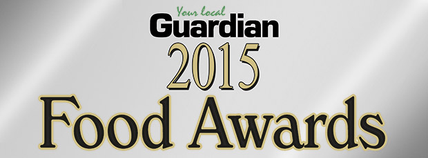 Epping Forest Guardian: Food Awards Banner 2015