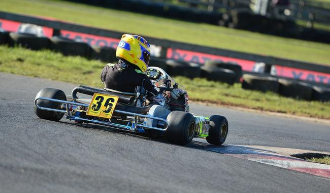 Bearman 'moving in the right direction' despite finishing second at Kimbolton