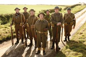 Buckhurst Hill actor Daniel Mays talks about starring in Dad's Army