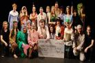 Chigwell School staff in their Peter Pan costumes (55168197)