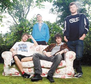 Epping Forest Guardian: Full time big time – Enter Shikari