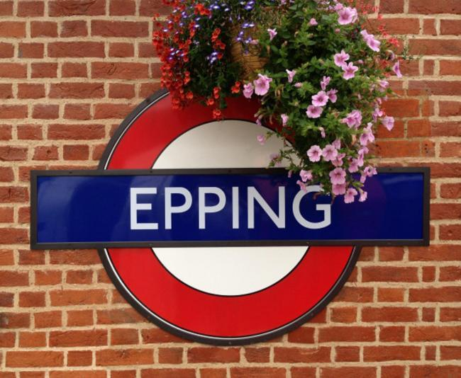 Epping Underground station currently has the biggest car park on the network