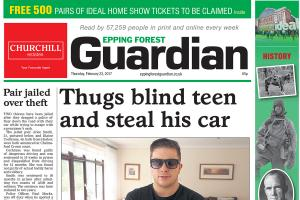 This week's edition of the  Epping Forest Guardian is out now.
