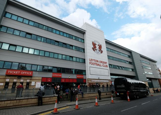 General view of Leyton Orient's Breyer Group Stadium. Picture: Action Images