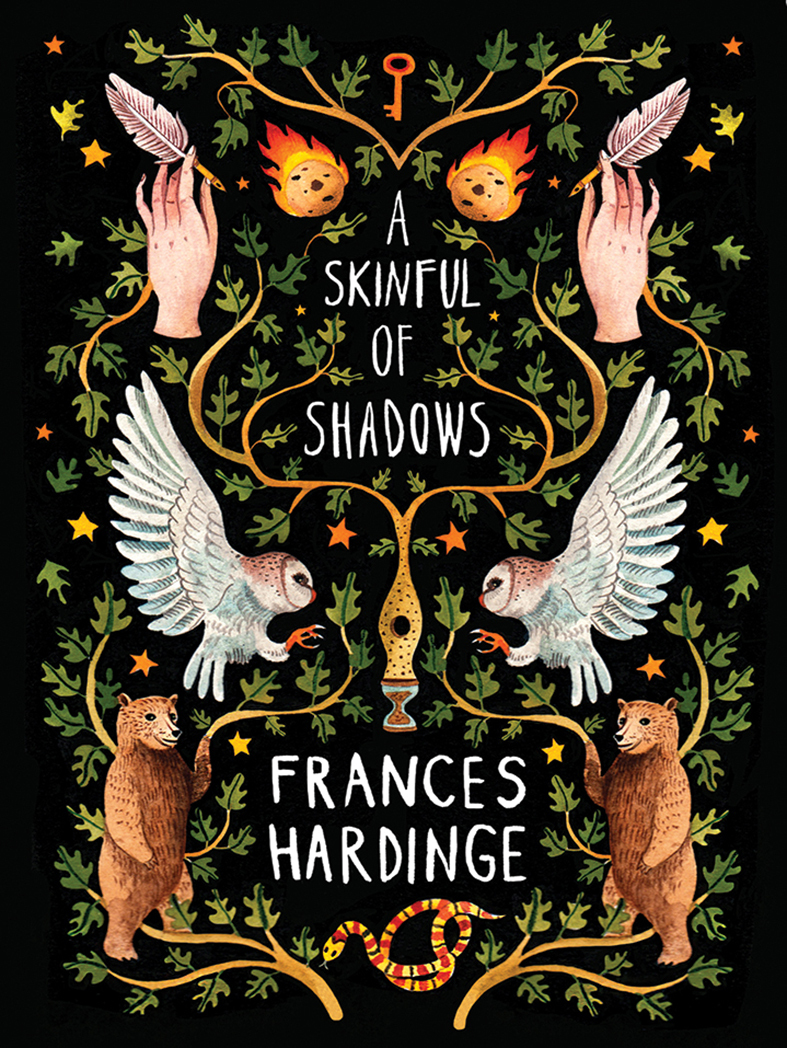 A Skinful of Shadows by Frances Hardinge