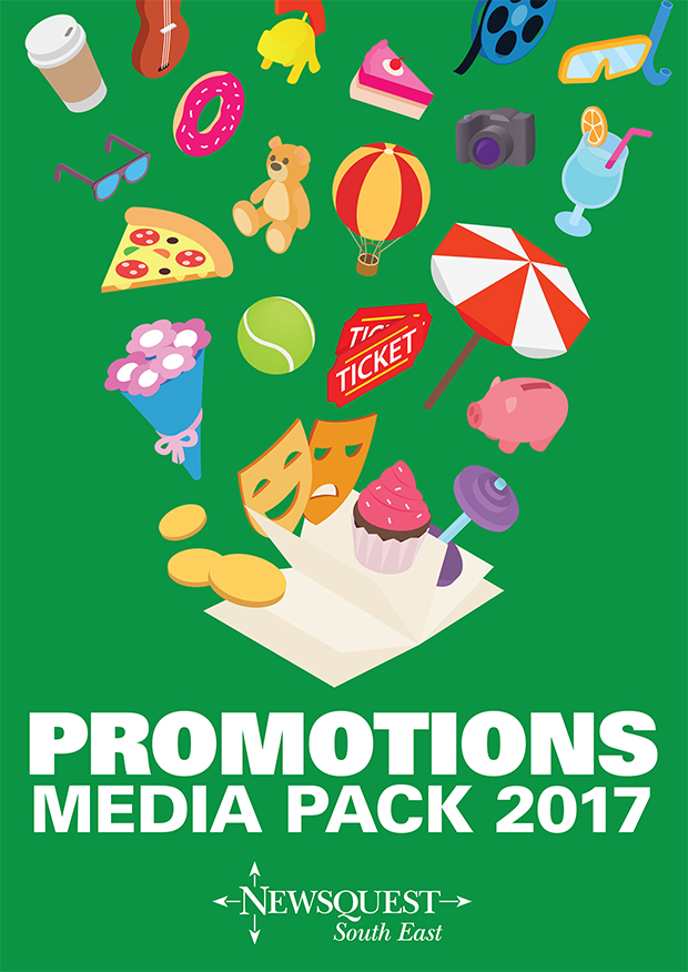 Epping Forest Guardian: Promotions media pack FP