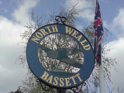 North Weald Bassett Parish Council confirmed Cllr Brian Bartram's death on Twitter earlier today