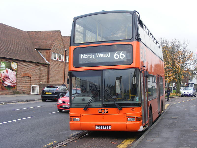 The 66 service stopped running today