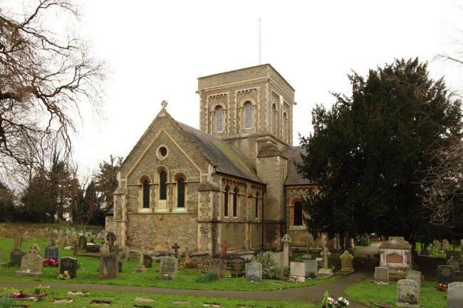 There will be tours of St John the Baptist Church's tower