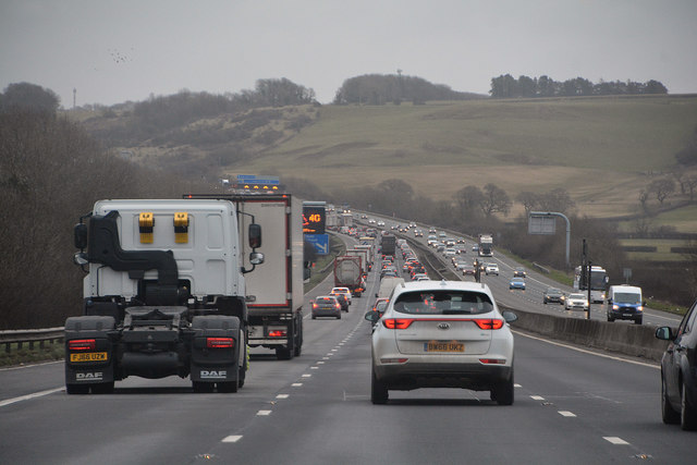 Tube closures and M1 accident may cause bank holiday traffic