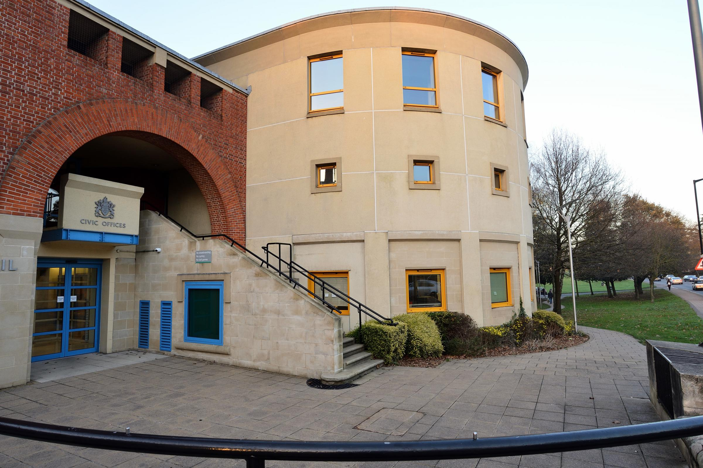 Epping Forest District Council Civic Offices. Eppng, Essex. (11-12-2018) EL92372_13.