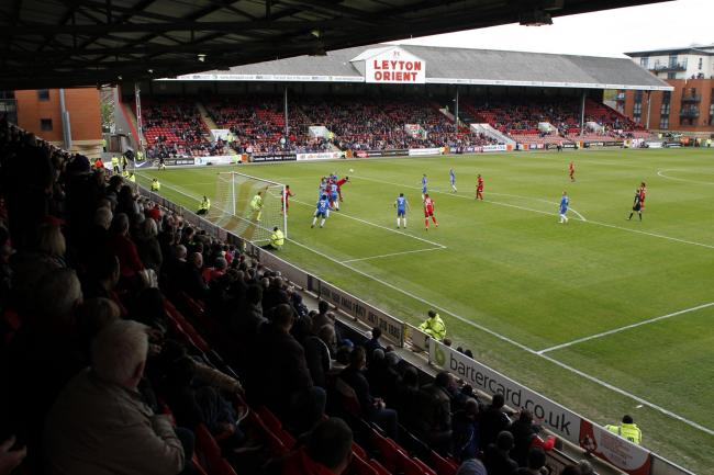 Leyton Orient's Breyer Group Stadium will play host to an Under-16 Girls Pro-Select tournament. Picture: Action Images