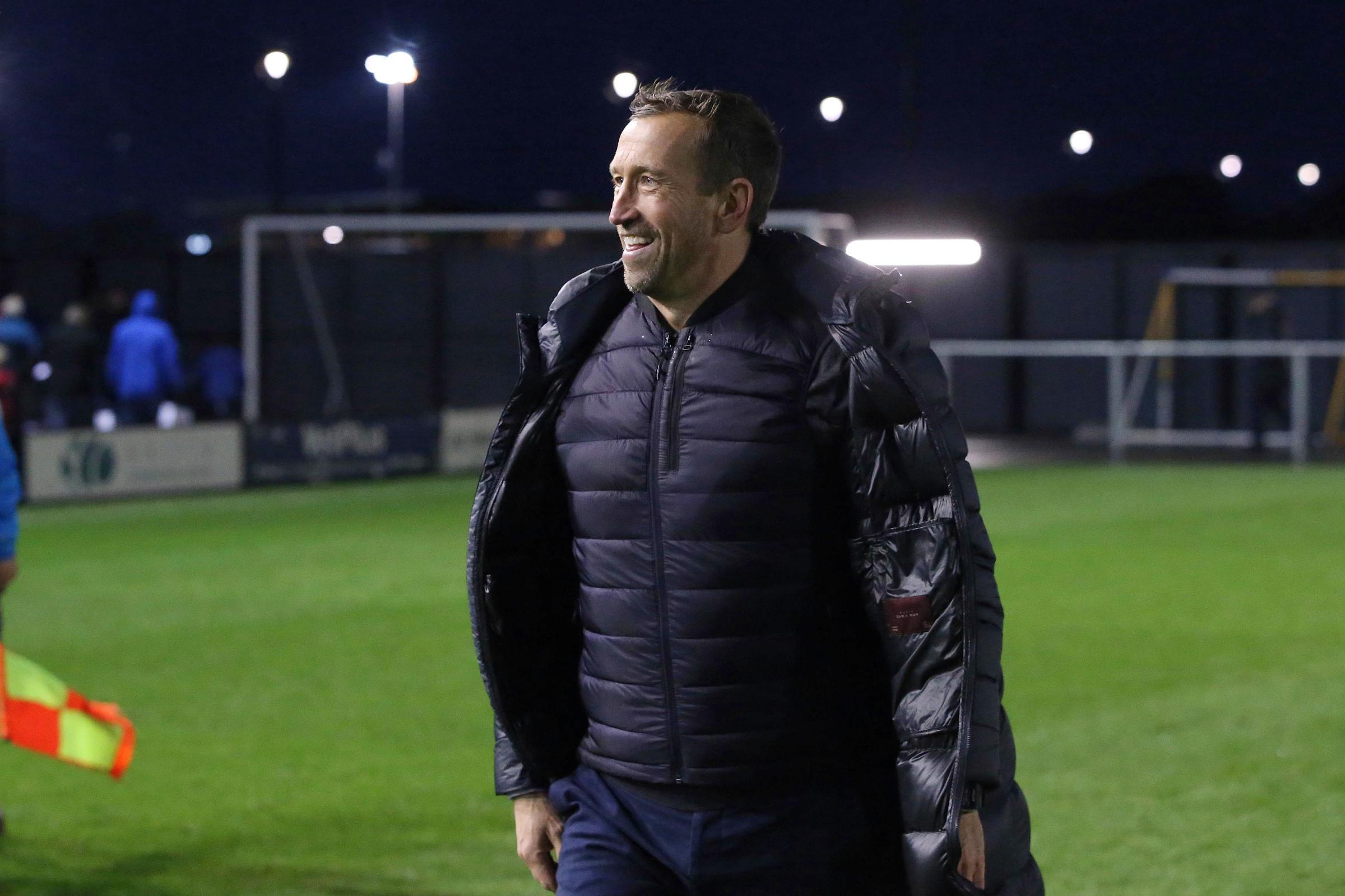 Justin Edinburgh guided Leyton Orient back to the Football League after a two-year spell away. Picture: Simon O'Connor