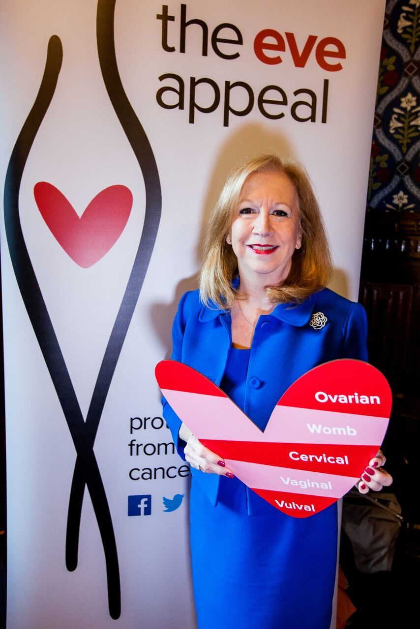 Dame Eleanor Laing And Celebrities Attend The Eve Appeal Annual Charity Tea Party For Ovarian Cancer Awareness Month Epping Forest Guardian