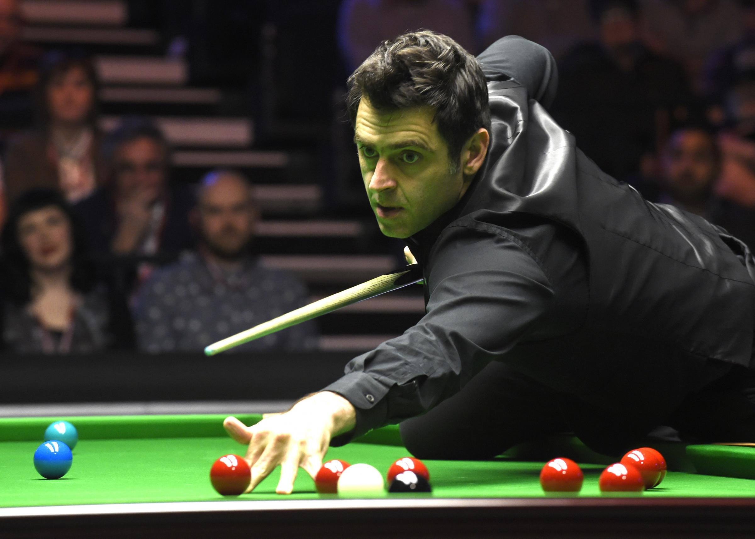 Ronnie O'Sullivan is continuing to make history. Picture: Action Images