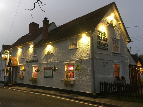 The Nags Head Oub in Moreton, near, Ongar